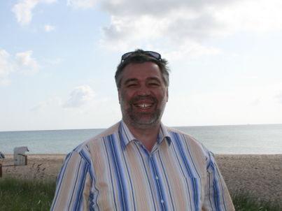 Ihr Gastgeber Markus Schölzel