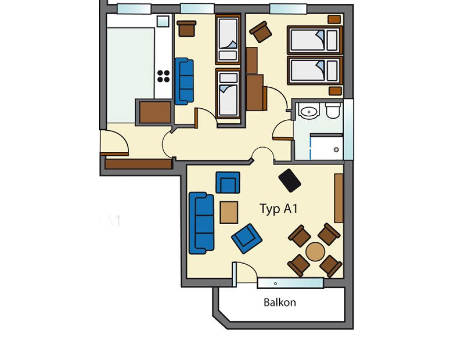 ferienwohnung haus 4 jahreszeiten a1 ostsee schleswig holstein frau delia k hler. Black Bedroom Furniture Sets. Home Design Ideas