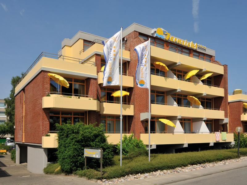 Holiday apartment Haus Fernsicht (C2)
