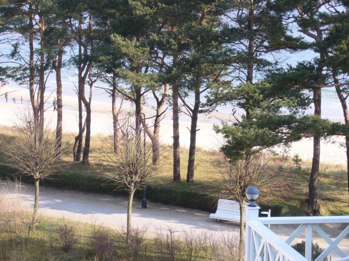 Ferienwohnung Mais Strandpromenade Binz Frau Ilona Gasparini