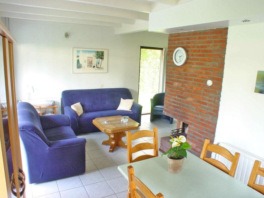 haus wohnzimmer oben:Ferienhaus Typ Zeester, Zeeland, Breskens – Firma Verhuurcentrum