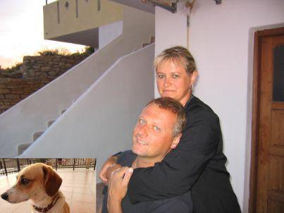 Ihr Gastgeber Georg & Steffi Fast