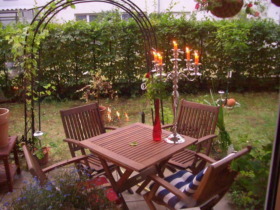 Mein kleiner Garten ca 60m2