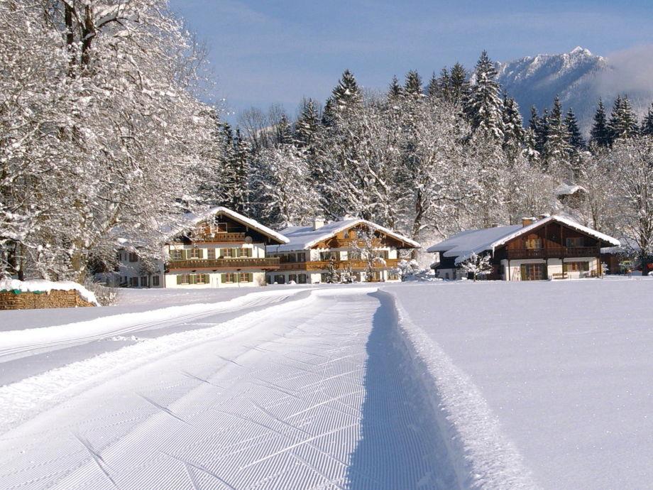 Wintertraum beim Oberlösler