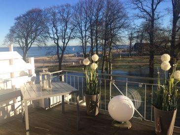 Ferienwohnung Luxus mit Meerblick