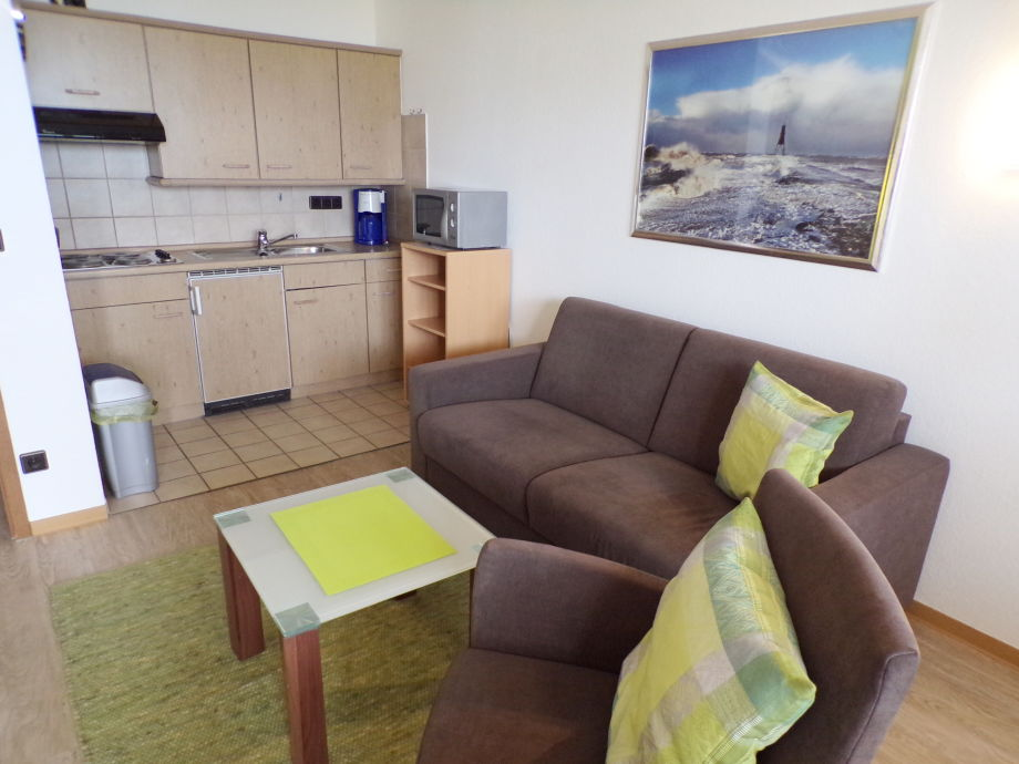 ferienwohnung meeresbrandung 11 in cuxhaven duhnen. Black Bedroom Furniture Sets. Home Design Ideas