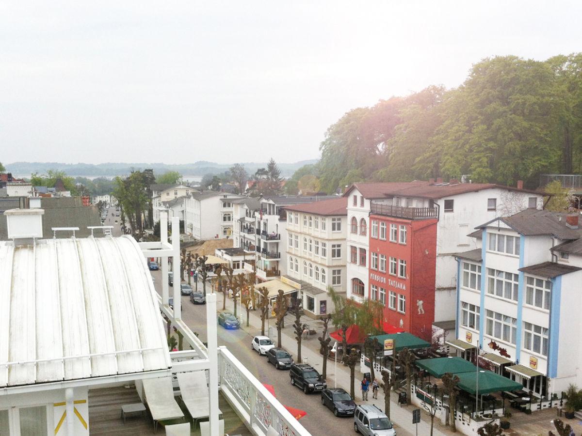 Ferienwohnung luxuspenthouse honeymoonsuite sealoft for Wilhelmstrasse sellin