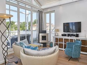 "Ferienwohnung Luxuspenthouse Honeymoonsuite Sealoft ""Nautilus"""