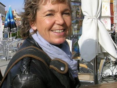 Your host Marion Schmid