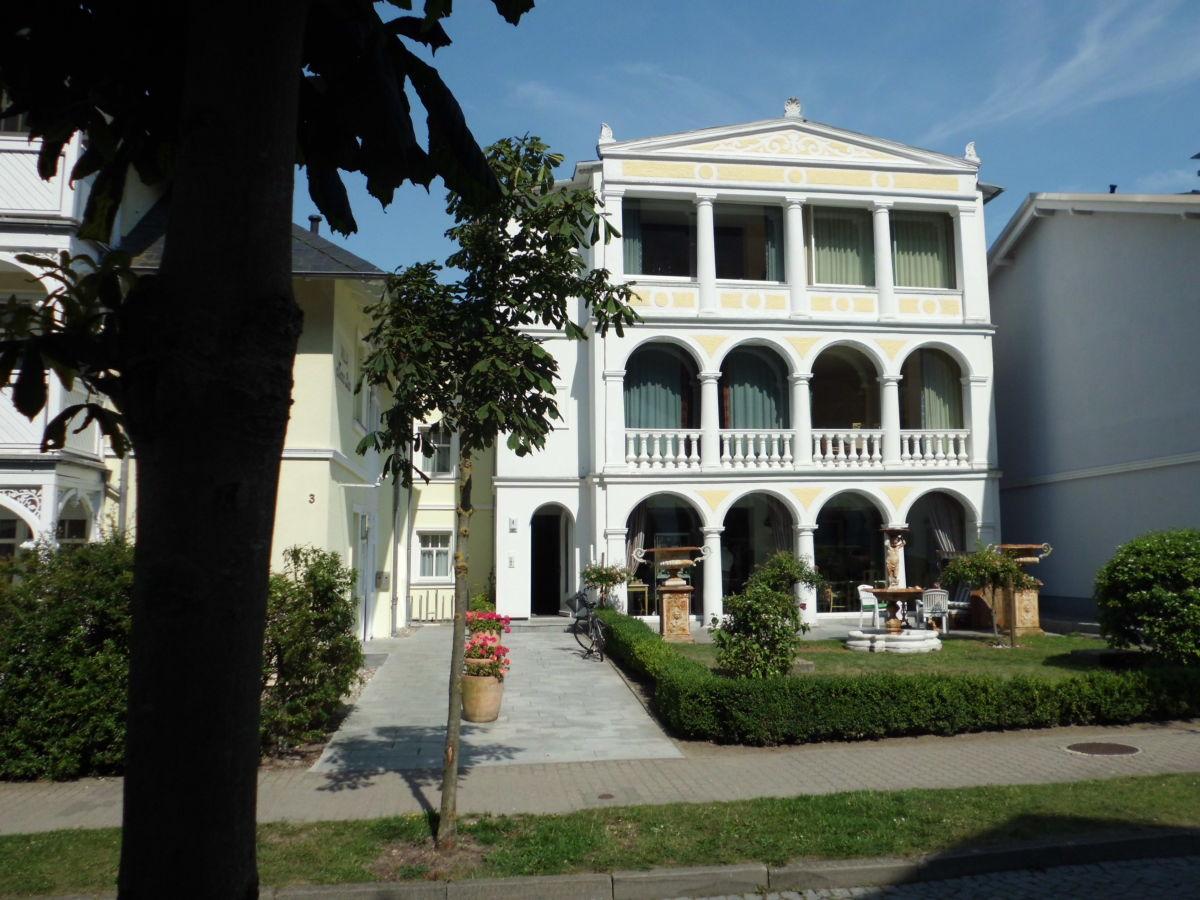 ferienwohnung 1000001 villa bella rosa ostsee r gen. Black Bedroom Furniture Sets. Home Design Ideas