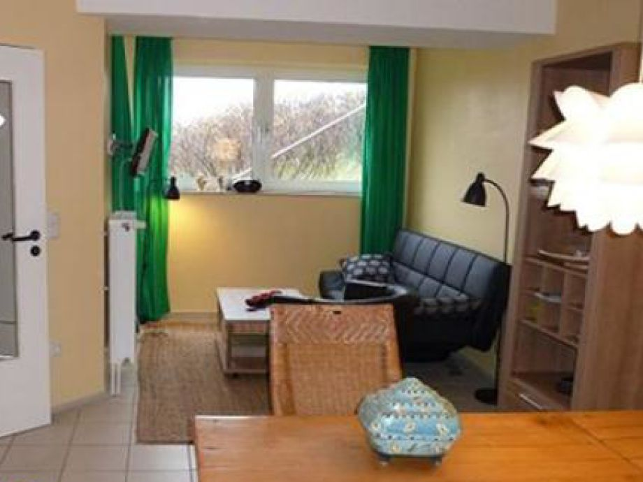 Wohnraum mit Couch