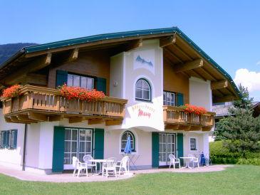 Ferienwohnung Appartement Mary 3-6 Personen