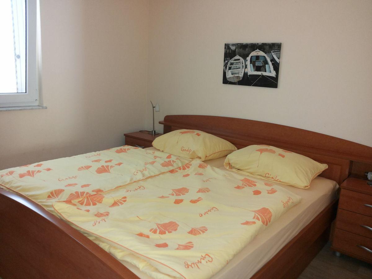 Ferienwohnung villa sita kroatien insel vir frau simone spengler mesch - Hochwertige schlafzimmer ...