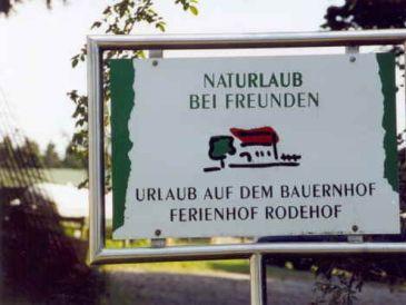 Ferienwohnung 2 - Biohof Familie Förster