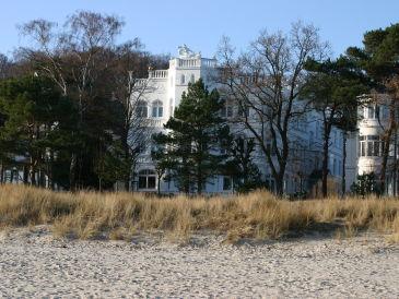 Apartment Seeschwalbe in der Villa Sirene Binz
