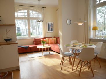 Apartment Seeschwalbe in Villa Sirene, Binz
