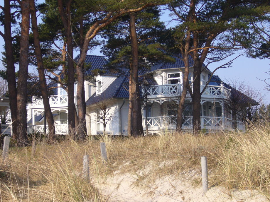 Haus Strelasund: direkte Strandlage!