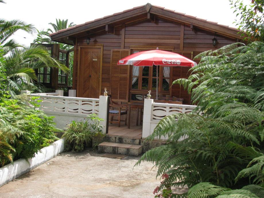 Casa Madera, 50 qm, 2 Schlafzimmer
