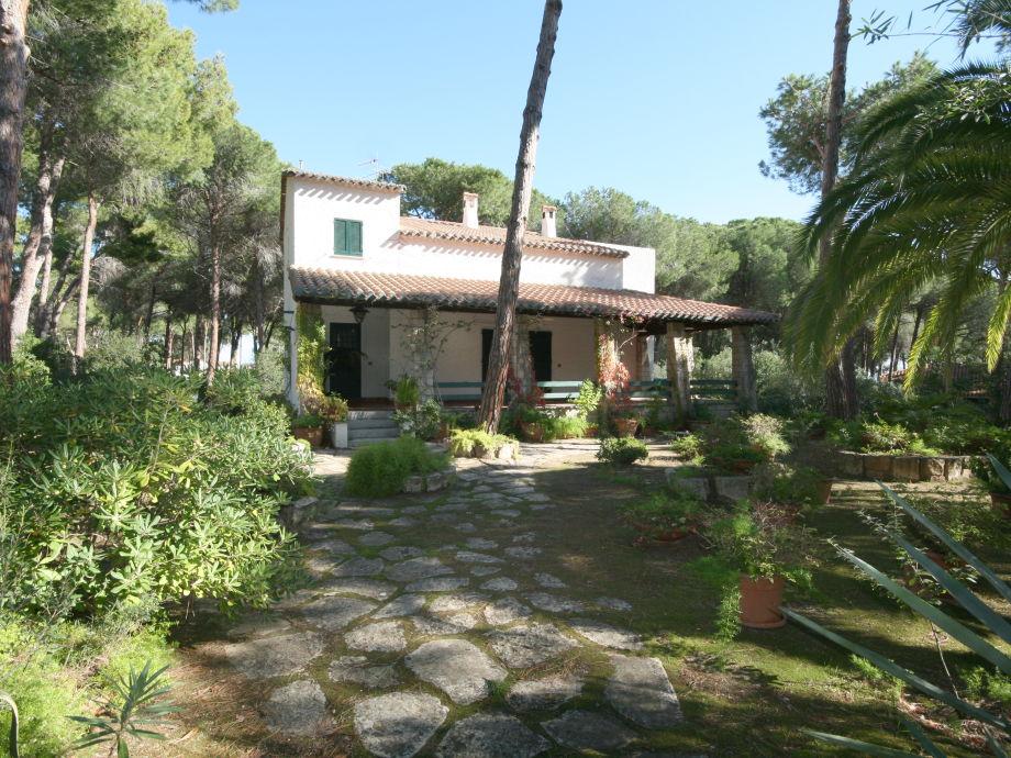 Villa Pola in Sardinien