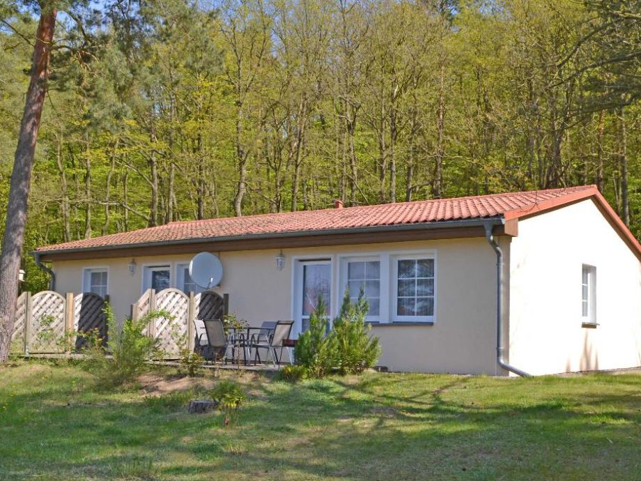 Bungalow Waldsiedlung - Waldhaus 4.2