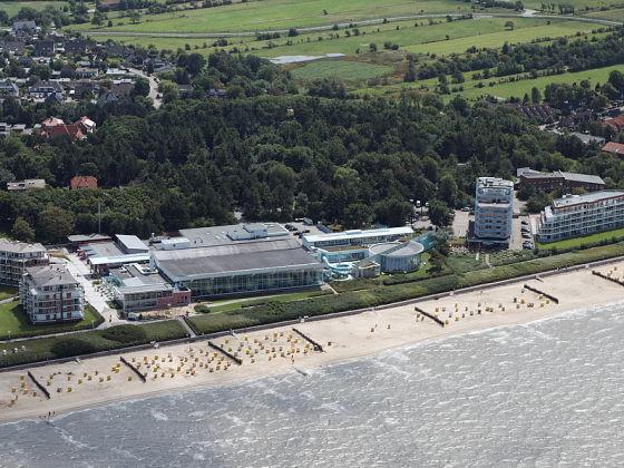 Ferienwohnung Haus Seehütte Duhnen top Seesicht Cuxhaven