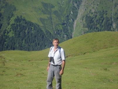 Ihr Gastgeber Ferdinand Rohregger