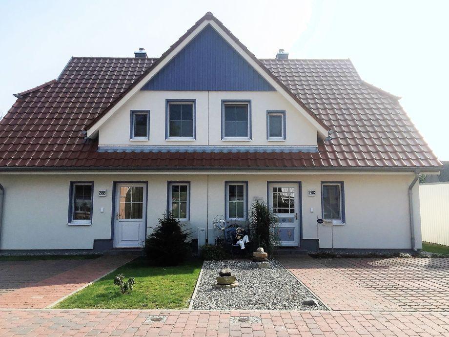 De lütte Ostseedrom, rechter Eingang