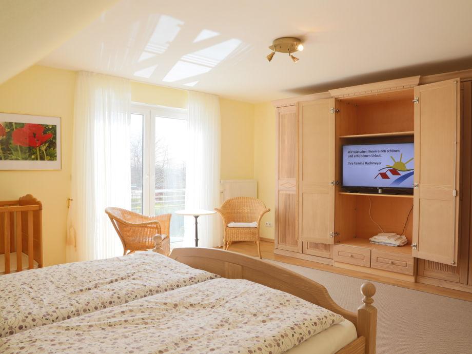 Elternschlafzimmer im Obergeschoss
