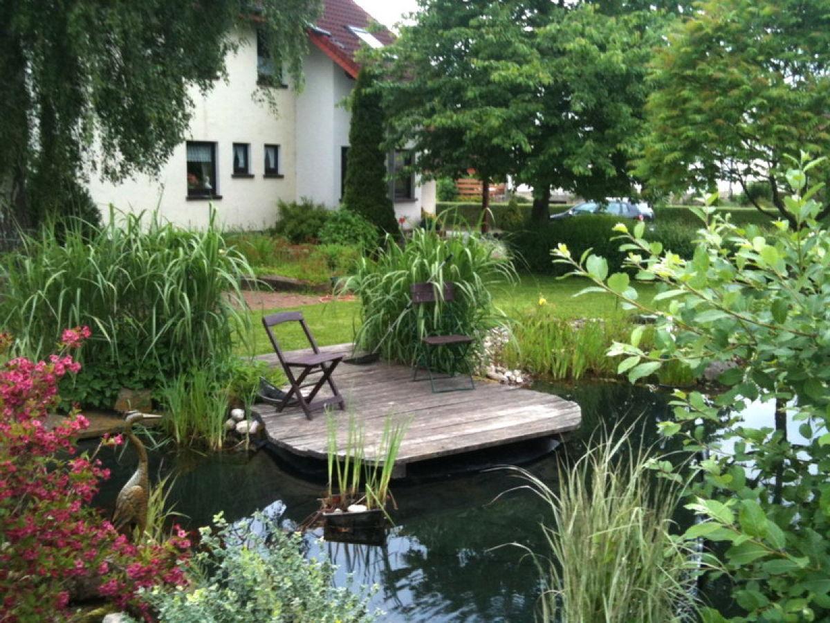 Ferienwohnung steinbr cke deutschland nordrhein for Teich und garten