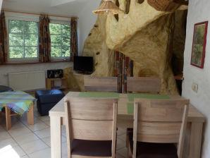 Ferienwohnung Oase in Bunte Villa
