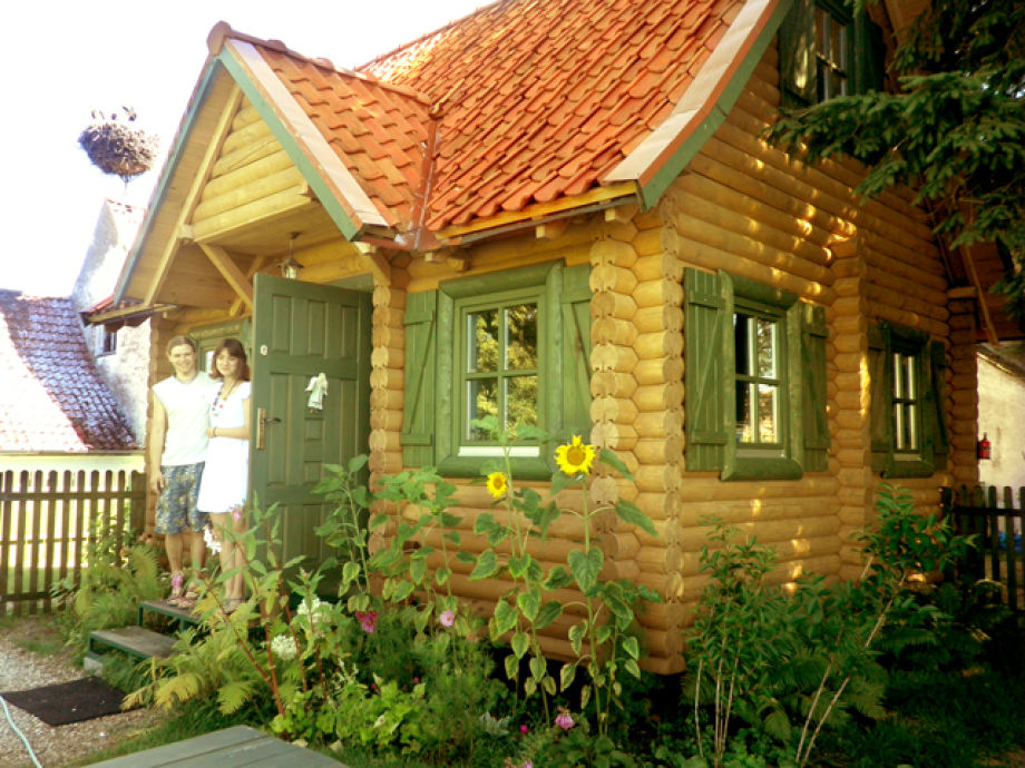 cottage holzhaus am see masuren ermland w gorzewo herr andrzej tarnawski. Black Bedroom Furniture Sets. Home Design Ideas