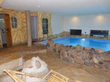 Ferienwohnung Veranda in Bunte Villa