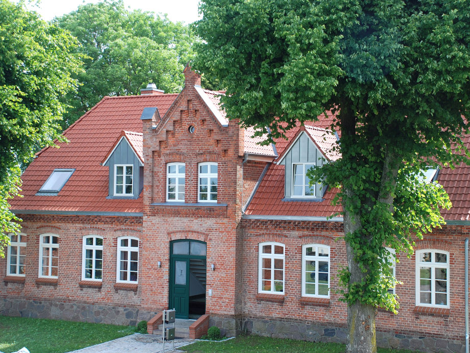 altes Gutshaus Lübberstorf