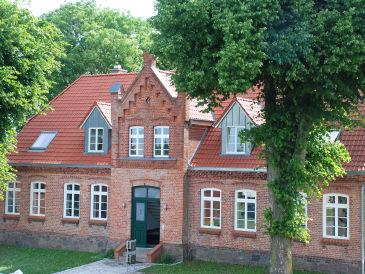 Ferienwohnung Alter Gutshof Lübberstorf