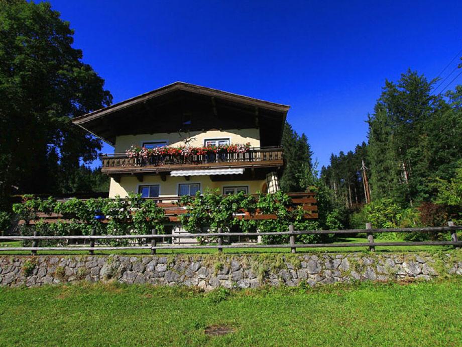Unser Ferienhaus in Lofer