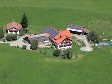 Ferienwohnung Fuchsbau auf dem Ferienhof Mair