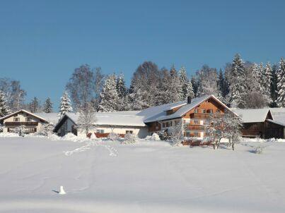 Fuchsbau auf dem Ferienhof Mair