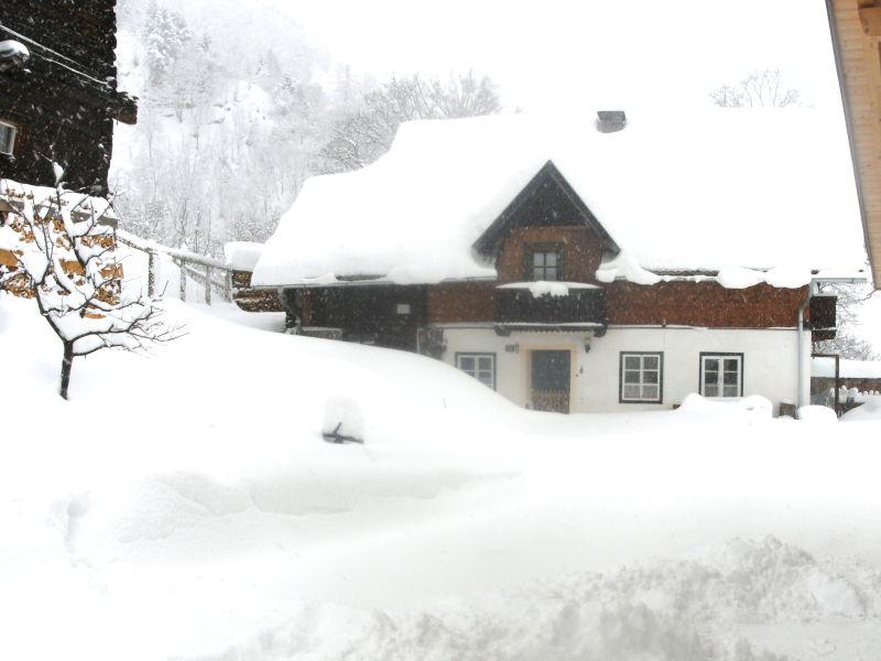 Berghütte Burgstall