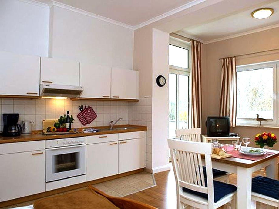 Die moderne Küchenzeile