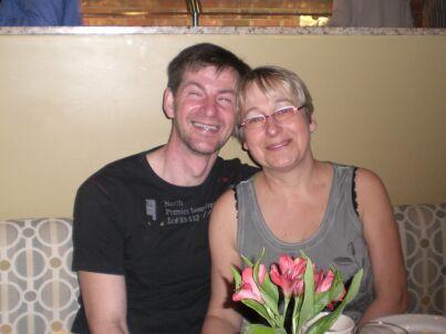 Ihr Gastgeber Heiko und Evelyn Hobert