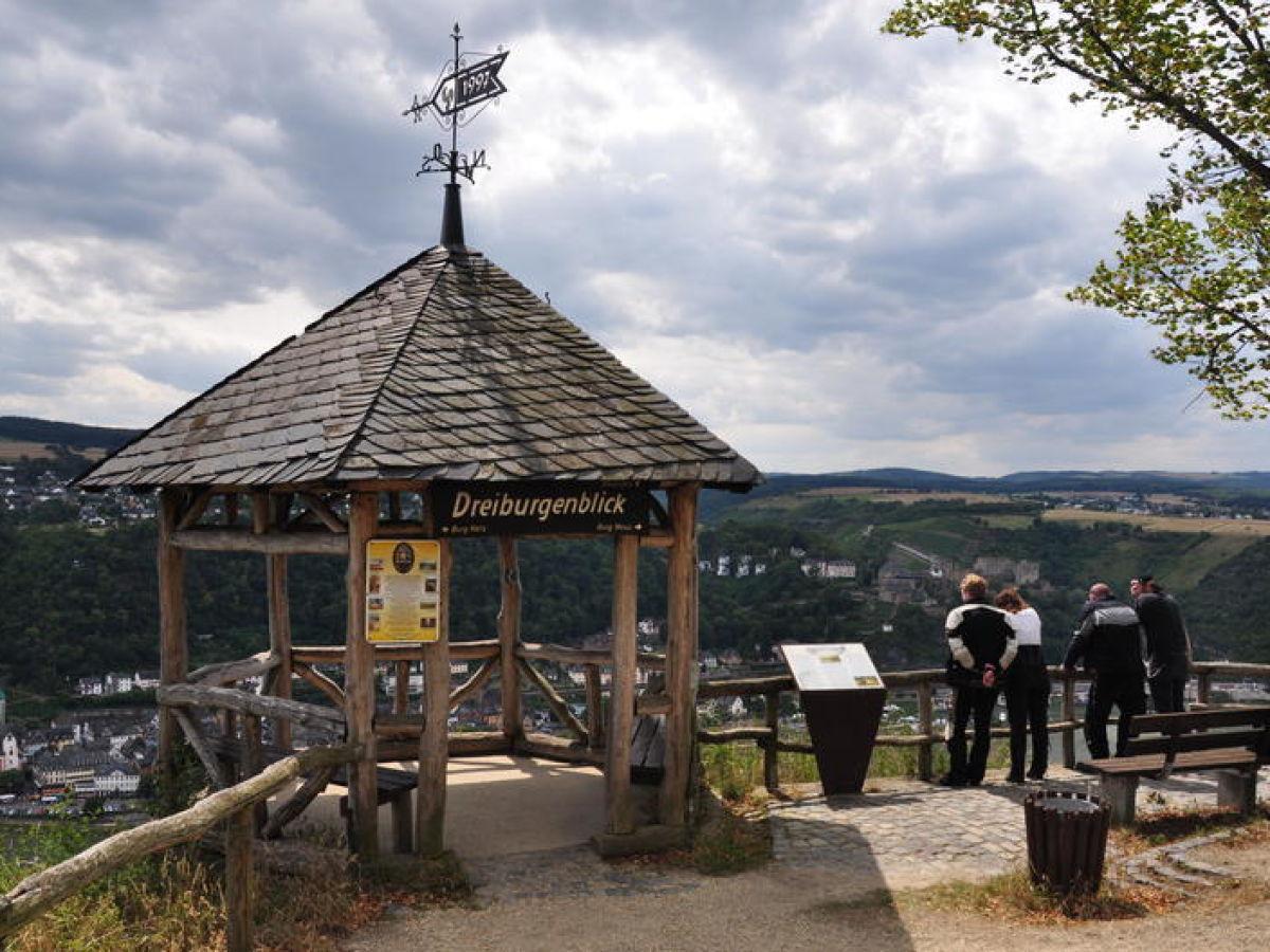 Klettersteig Nochern : Vera schaub ferienwohnung an der loreley patersberg frau