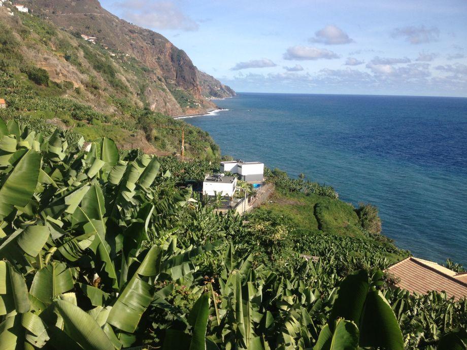 Lage im sonnigen Südwesten Madeiras