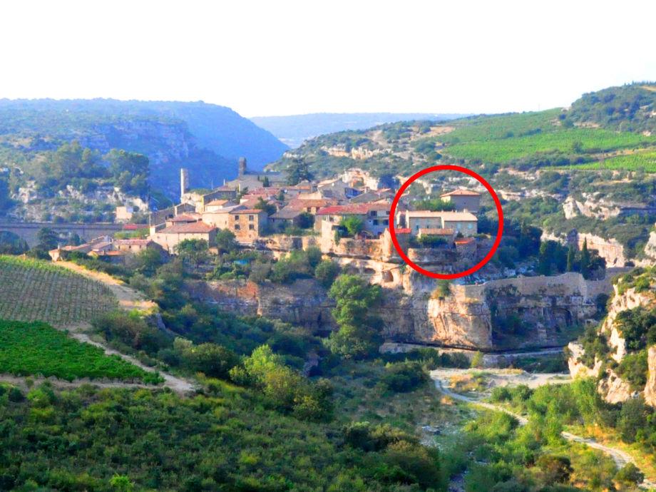 Das schönste Dorf Frankreichs
