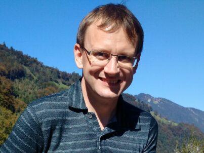Ihr Gastgeber Robert Dürlinger