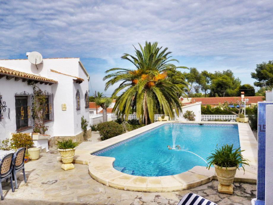 ferienhaus 6 personen villa mit privatem pool javea xabia costa blanca firma illing. Black Bedroom Furniture Sets. Home Design Ideas