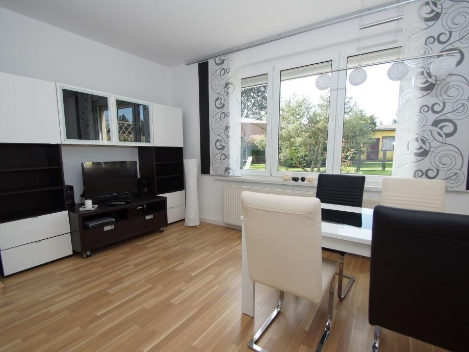 Wohnzimmer Ferienwohnung Lindenheim