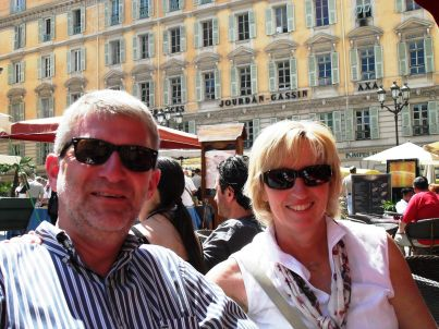 Ihr Gastgeber Petra & Armin Grothe