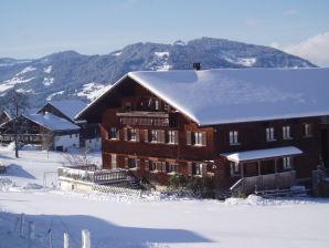 """Ferienwohnung """"Bergblick"""" auf dem Ferienhof Metzler"""