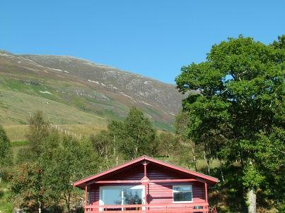 Loch Leven Chalet