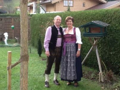 Ihr Gastgeber Marianne Löslein